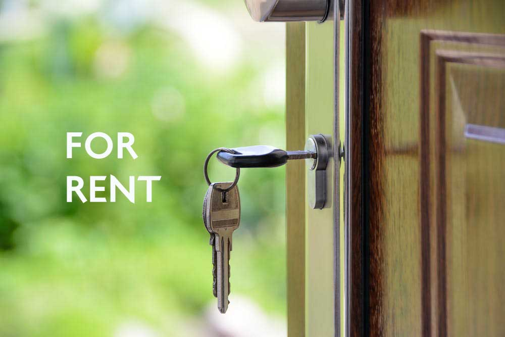 rent property quickly